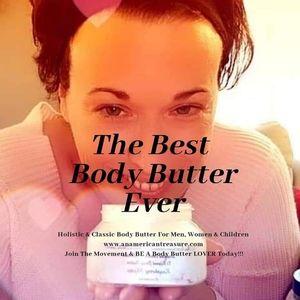Raspberry Mojito 100 % Organic Body Butter